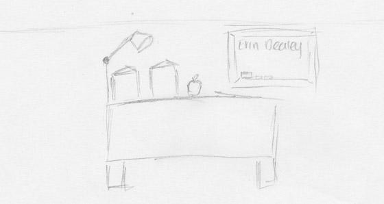 Erin Dealey sketch