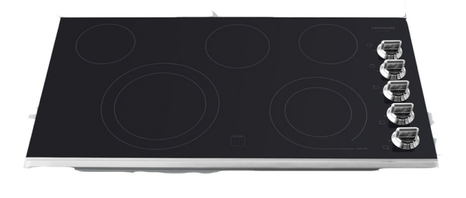Frigidaire Gallery 36-in Smooth Surface Electric Cooktop