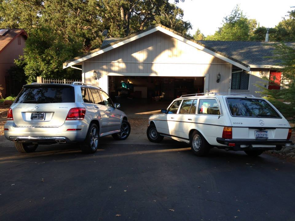 His and Hers Mercedes-Benz #thelovelygeek