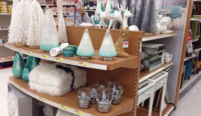 2013 Target Christmas Decor