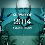 Survey of 2014 #thelovelygeek