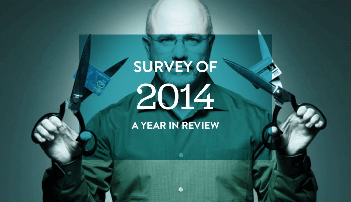 Survey of 2014 #thelovelygeek