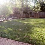 Backyard Makeover Reveal #thelovelygeek