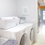 Laundry Room - Before #thelovelygeek