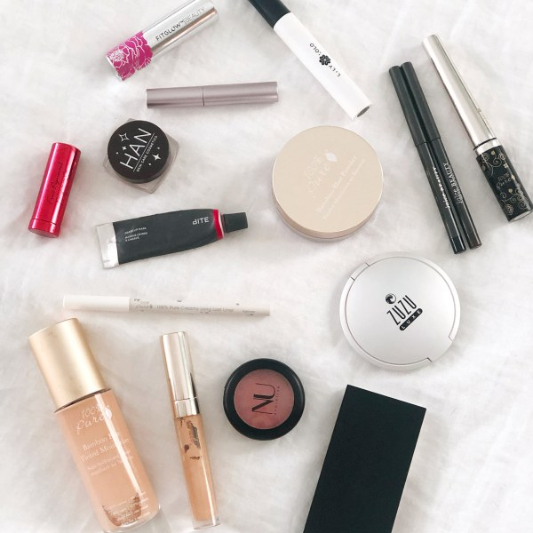 Clean Makeup Routine