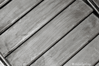 Lines from a wooden shutter