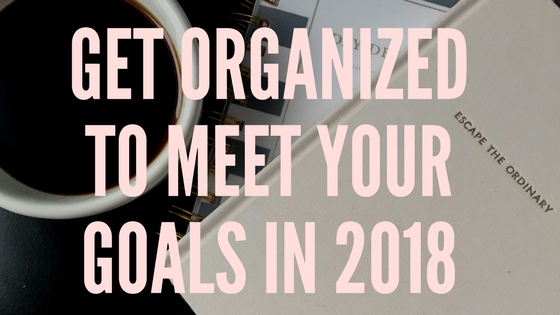 4 Resources To Keep You Organized This New Year