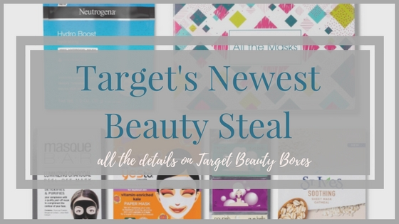 Target's Newest Beauty Find | Target Beauty Boxes