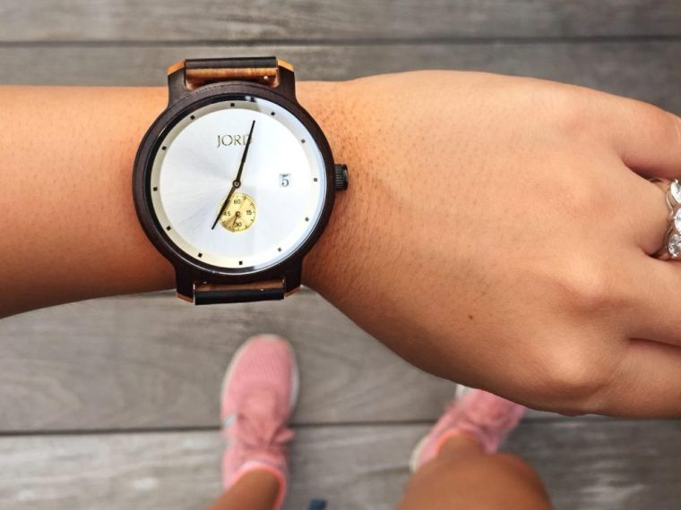 How to Make the Most of TIME + JORD Wood Watches Giveaway!