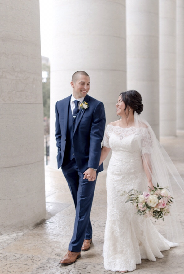 Our Wedding Day | Recap of our Columbus, Ohio Wedding & the Amazing Vendors Who Made It Happen