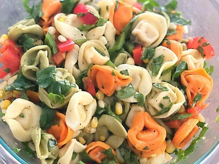 Tortellini Summer Pasta Salad