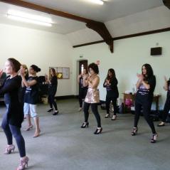 Single Ladies Hen Dance Party