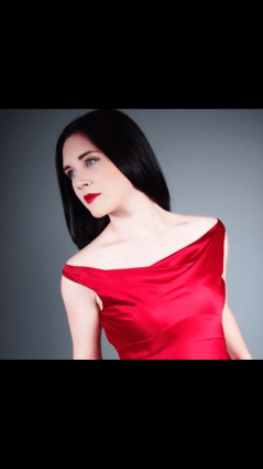 Bryony Purdue - The Love of Dance Jazz and Classical Singer