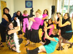 Hen Dance Parties