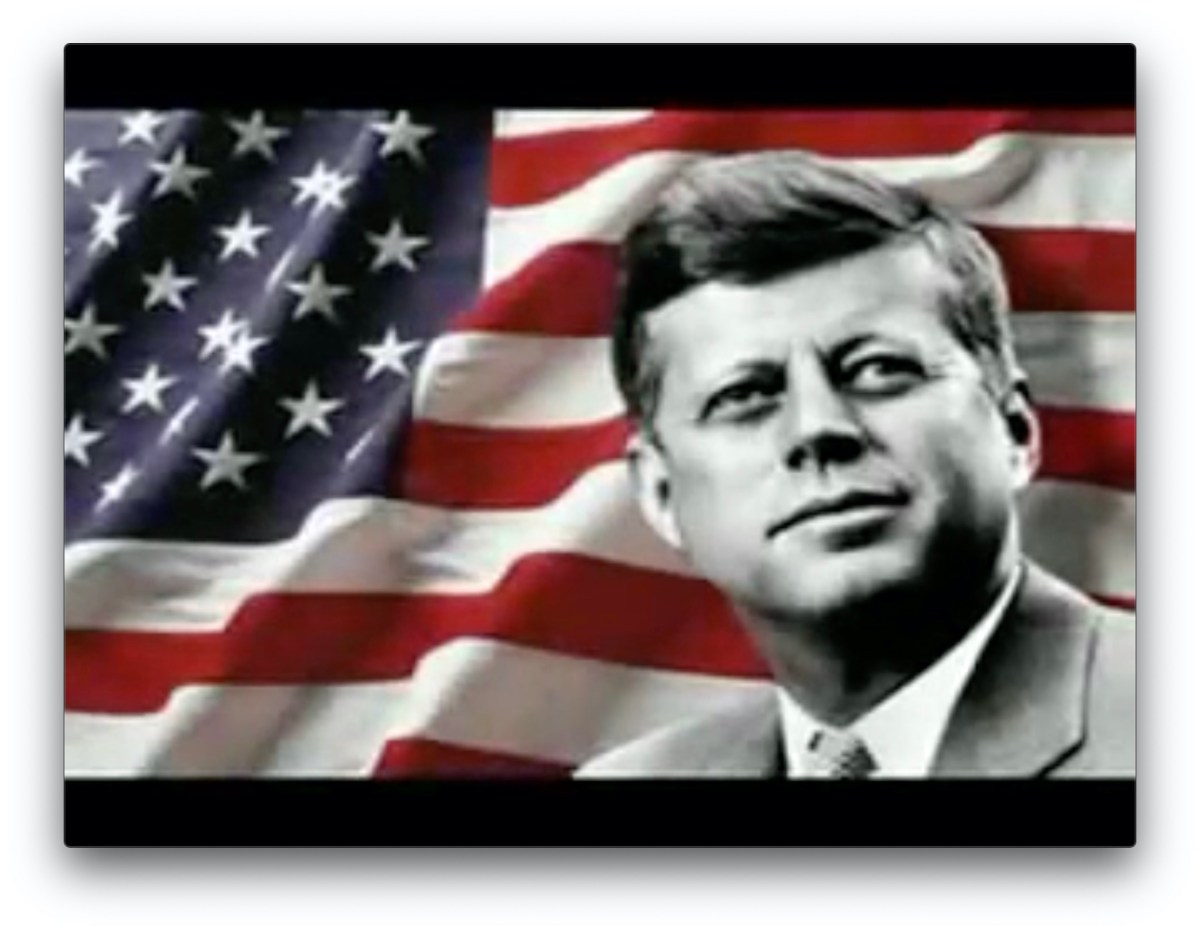 John F. Kennedy Warns About The New World Order