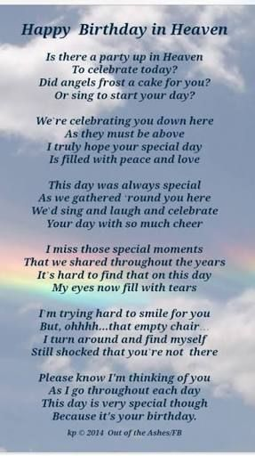 Love Quotes Birthday Quotes Image Result For Happy Birthday My Husband In Heaven