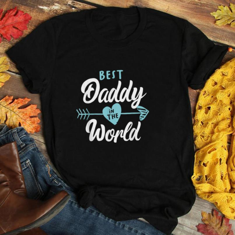 Best Dad in the world Daddy Daddy Father's Day Gift T Shirt