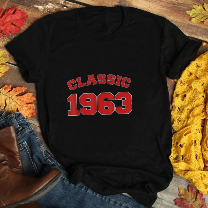 Classic 1963 57 Year Old Birthday Gifts For Men and Women T Shirt