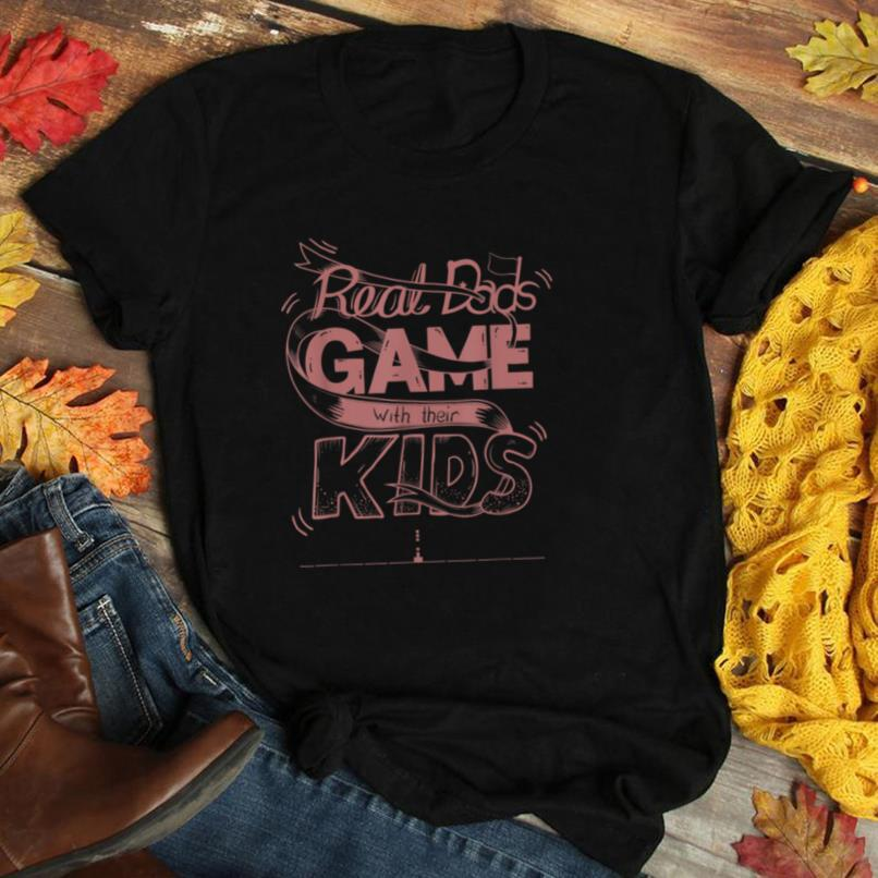 Funny Gamer Dad Gift Men Cool Father's Day Gaming Husband T Shirt