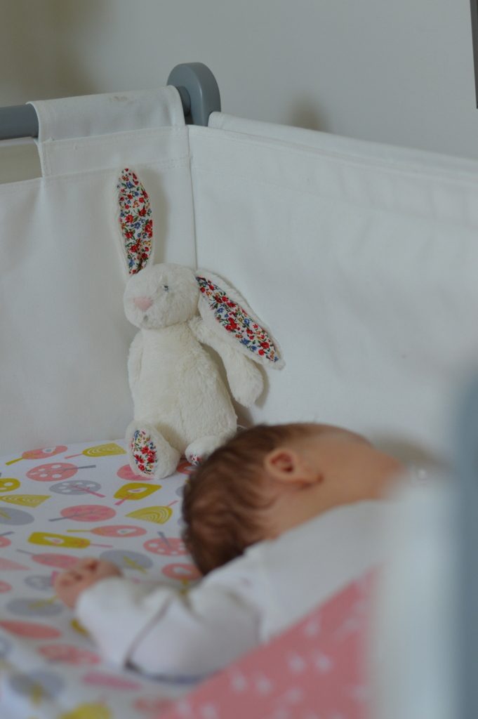 Review: SnuzPod, 3 in 1 bedside crib