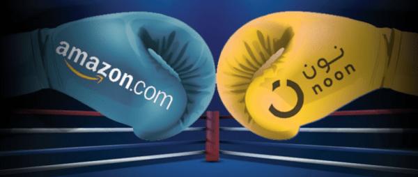 Amazon and Noon