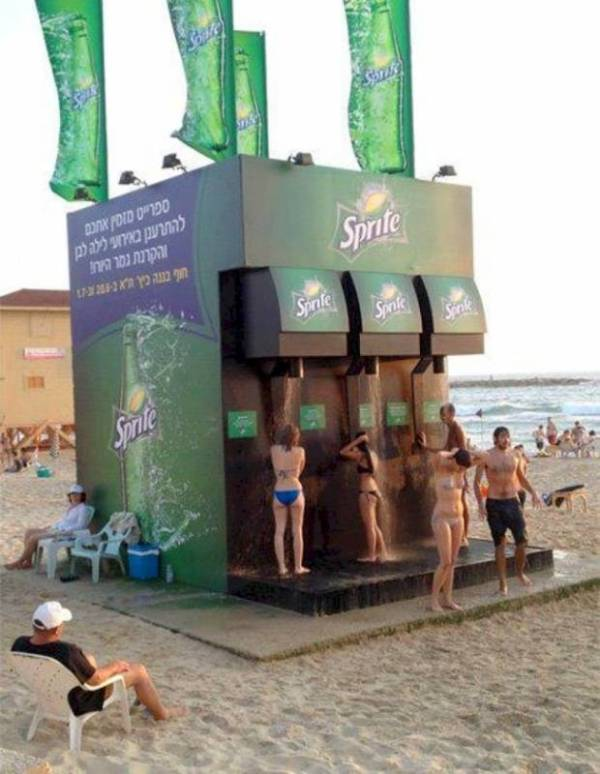 Sprite Creative Advertising