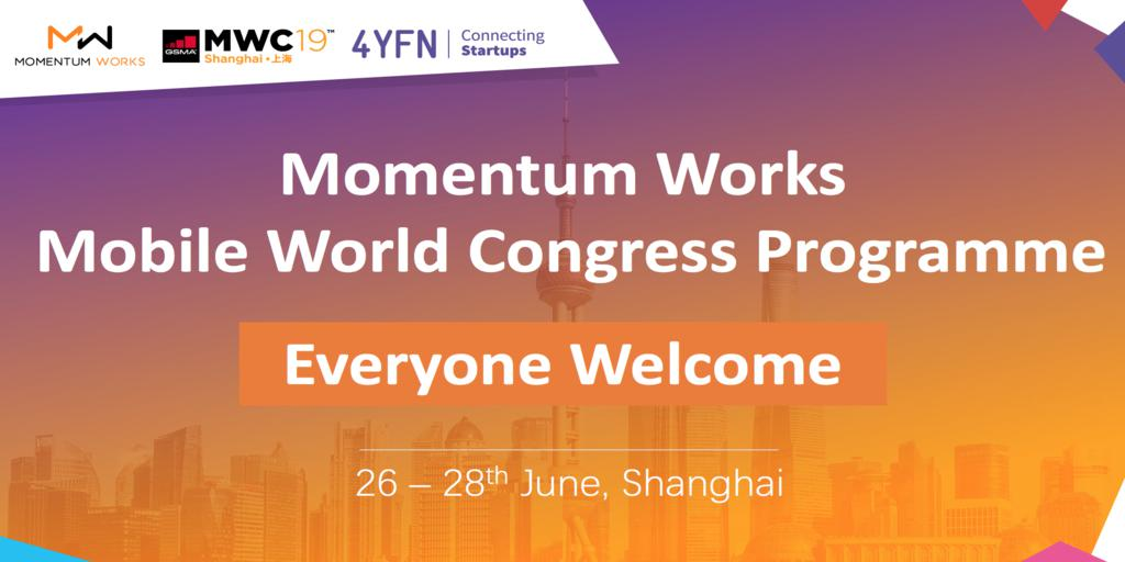 Momentum Works Mobile World Congress 4YFN Programme