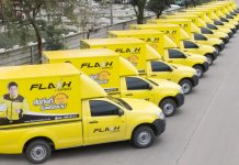 Flash Group - Delivery Vehicle
