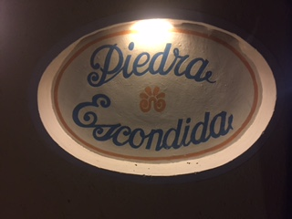 "Piedra Escondida means ""hidden stone"" in Spanish"