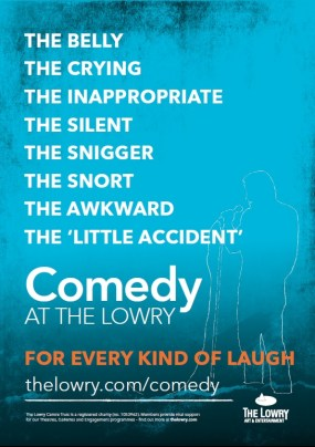 Comedy at The Lowry (2)