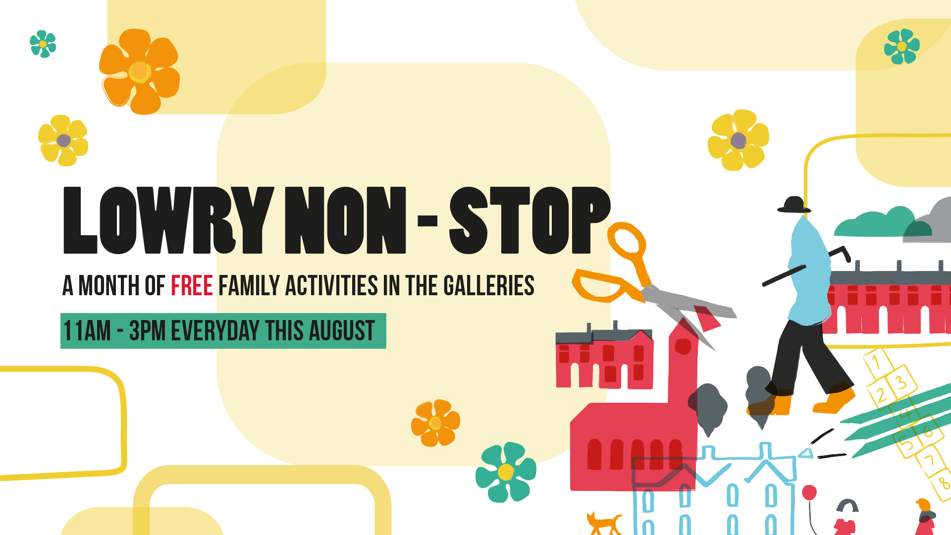 Lowry Non-Stop returns in August!