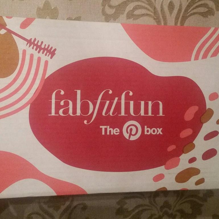 FabFitFun Pinterest Box Review!