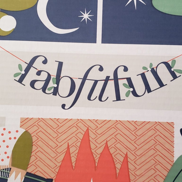 FabFitFun Winter Box 2018 Review!