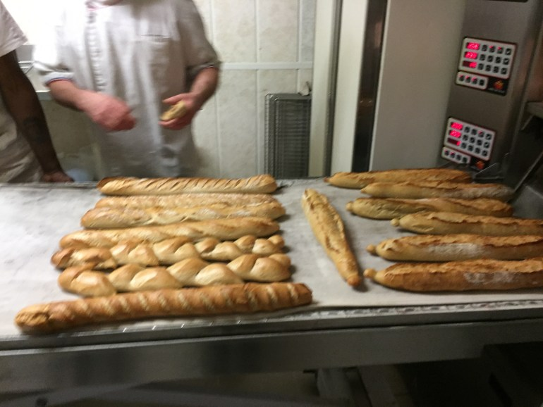 Make your own baguettes in Paris | Luxuriously Thrifty