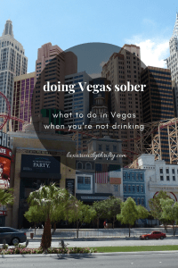 What to do in Vegas Besides Party | Luxuriously Thrifty