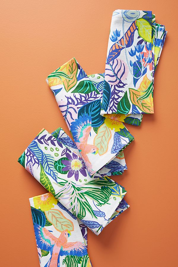 napkins anthropologie