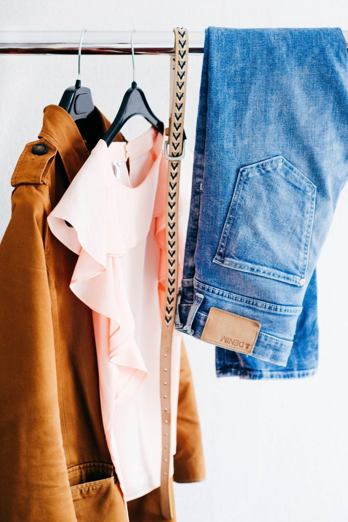 How to make your closet a little more green | Luxuriously Thrifty