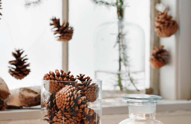 winter decor | The LT Edit