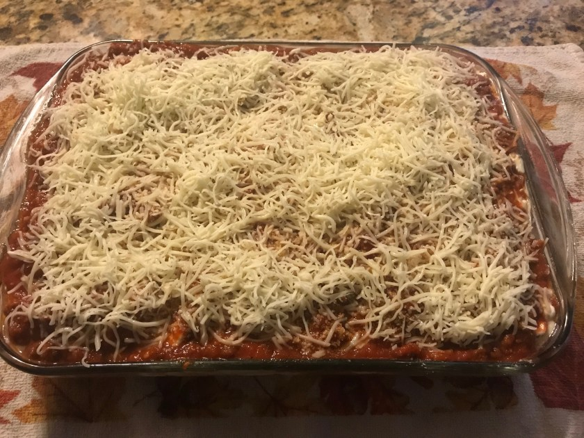 Lasagna pre bake www.theluckywife.life