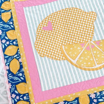Lemon Wall Hanging | Link to Free Pattern!