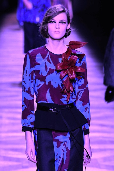 Dries Van Noten Women's AW14