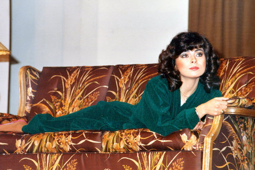 "VICTORIA RUFFO, star of ""Simplemente Maria"": For the woman who has everything, including five divorces and a wardrobe of power-shouldered blouses in lurex, La Ruffo's predicaments as, simply Maria taught us that the best gift idea (if one wants to survive a whole telenovela that is) for this season is, simplimente, a bullet-proof vest. If one does not believe yours truly, please be my guest and check out this wonderfully edited synopsis of ALL the seasons of the soap opera that made her a star."
