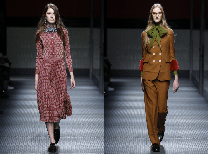 Gucci Women's Fall Winter 2015-19