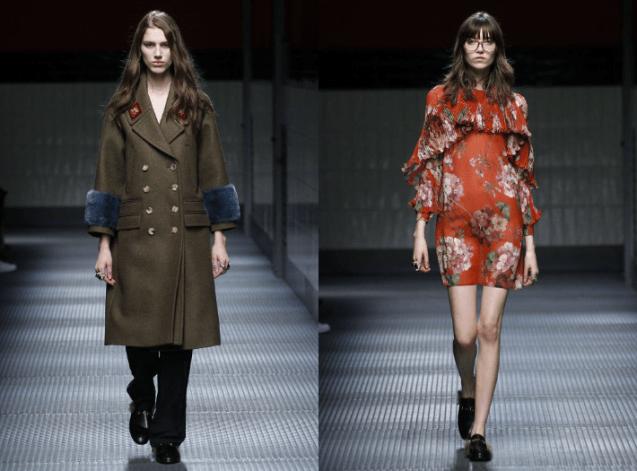 Gucci Women's Fall Winter 2015-8