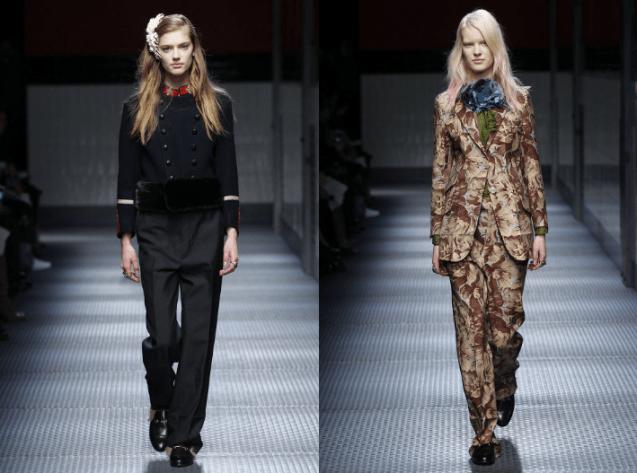 Gucci Women's Fall Winter 2015-9