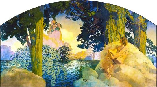 Dream Castle in the sky - 1908