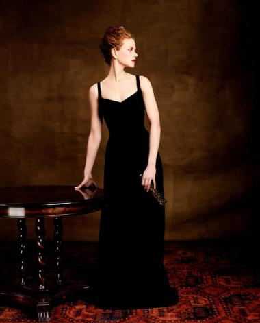 Nicole Kidman as John Singer Sargent's 'Madame X 1884' by Steven Miesel