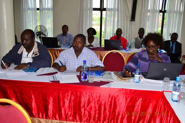 MCAs Forum in Partnership with UON