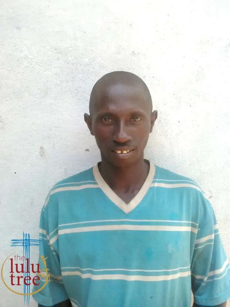 Farm manager 2 Mr. Kabba Samura