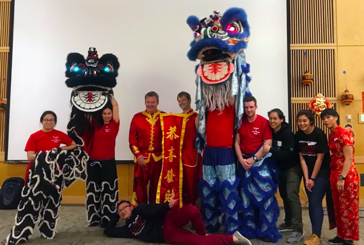 Humboldt State celebrates the Lunar New Year